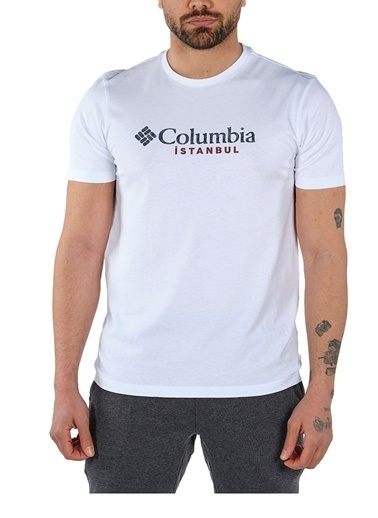 Columbia CS0115 CSC M CITY GRAPHIC SS TEES 9120170100100XXL                 Beyaz